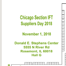 Chicago IFT